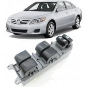 Botao Interruptor Vidro Eletrico Toyota Camry 3.5 V6 de 2006 a 2011