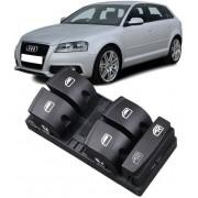 Botao Interruptor Vidro Eletrico Vidro Audi Q7 A6 A3 Sportback