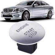 Botão Start Stop Mercedes C180 C200 C250 Gla250 Gla250 Cla200