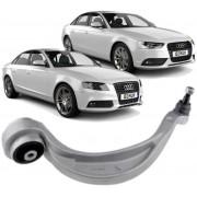 Braço da Suspensão Audi A4 A5 A6 Q5 de 2009 à 2015 Inferior Curvo Direito