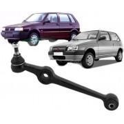 Braco Oscilante Dianteiro Fiat Uno Elba Fiorino de 1986 a 2012