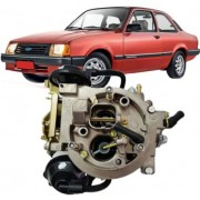 Carburador 2E Chevette e Chevy 1.6 à Gasolina de 1991 à 1995