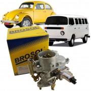 Carburador Fusca Brasilia Kombi Puma Buggy TL 1500/1600 30 Pic Solex Brosol