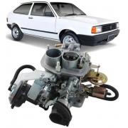 Carburador Gol Voyage Ap 1.6 Miniprogressivo À Gasolina De 1984 À 1988
