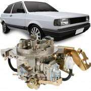 Carburador Gol Voyage Parati Saveiro Logus TLDZ AP 1.8 Alcool de 1984 à 1994