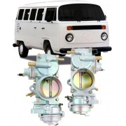 Carburador Kombi 1600 à Gasolina H32/34 Pdsi 2 Com Catalizador de 1989 à 1996 - Par