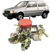 Carburador Uno Elba Fiorino Premio 1.5 Ou 1.3 Alcool  Novo