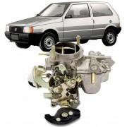 Carburador Uno Premio Elba Fiorino 32 ICEF ou 34 ICEF apos 1990 1.5 ou 1.3 C/ Roldana a Alcool