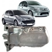 Carter Do Motor Peugeot 206 207 307 C3 C4 Picasso 1.6 16v