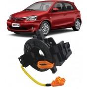 Cinta Airbag Hard Disc Toyota Etios 1.3 e 1.5 16v Sem Som no Volante