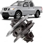 Conjunto Rotativo Turbina Frontier 2.5 16v Diesel de 2007 à 2012