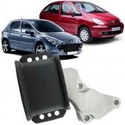 Coxim do Motor Peugeot 307 e Citroen Xsara Picasso 2.0 16V e C4 2.0 16V