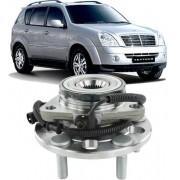 Cubo de Roda Com Rolamento Dianteira Ssangyong Rexton 2.7 20V Diesel de 2006 À 2012