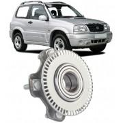 Cubo de Roda Dianteiro Com Rolamento Suzuki Vitara e Gran Vitara GM Tracker 4X4  todos Com ABS