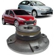 Cubo de Roda Traseira Com Rolamento Peugeot 307 e C4 Pallas Com ABS magnetico