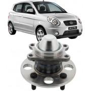 Cubo de Roda Traseiro C/ Rolamento Kia Picanto 2008 A 2011