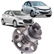 Cubo de Roda Traseiro Com Rolamento Hyundai Hb20 1.0 ou 1.6 Com Abs