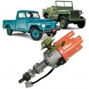 Distribuidor Ignicao Jeep 4cc Rural F75 F100 E Maverick 4cc Ohc