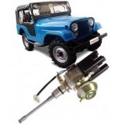 Distribuidor Ignicao Jeep 6cc F75 Rural Maverick Todos motor 6cc 100 novo