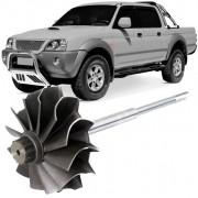 Eixo Rotor Da Turbina L200 2.5 Diesel Hpe De 2002 À 2013 4d56 141cv