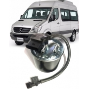 Filtro de Combustivel Diesel Sprinter Cdi 311 / 415 / 515 de 2012 À 2021 - Wk820/18