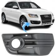 Grade Moldura do Farol de Milha Audi Q5 2.0 Tfsi e 3.2 V6 de 2009 À 2012 - Direito