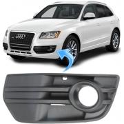 Grade Moldura do Farol de Milha Audi Q5 2.0 Tfsi e 3.2 V6 de 2009 À 2012 - Esquerdo
