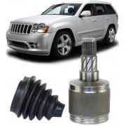 Junta Deslizante Lado Cambio Jeep Cherokee 3.7 V6 4.7 5.7 e 6.1 V8 e 3.0 Diesel de 2005 a 2010