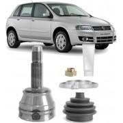 Junta Homocinetica Fiat Stilo 1.8 8V e 1.8 16V de 2002 a 2011 - 25x24