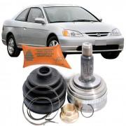 Junta Homocinetica Honda Civic 1.7 LX e EX 2002 A 2005 Com Abs