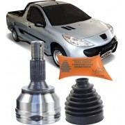 Junta Homocinetica Peugeot 207 e Hoggar 1.6 16v de 2009 à 2015 - 29x25