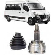 Junta Homocinetica Renault Master 2.3 16V Apos 2013 31x36 Estrias