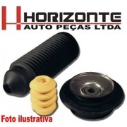 Kit de Batente Logus Pointer Escort Verona 93/96 Traseiro Par
