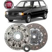 Kit De Embreagem Fiat 147 Uno Premio Fiorino 1.0 1.3 1.5 Ate 1996
