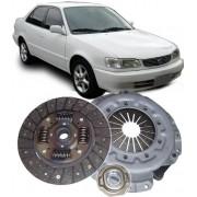 Kit De Embreagem Toyota Corolla 1.6 e 1.8 16v de 1992 à 2002