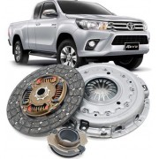 Kit De Embreagem Toyota Hilux 2.8 16v Diesel 4x4 Após 2016