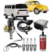 Kit Ignição Eletrônica VW Fusca, Brasília, Kombi - 1300 E 1600
