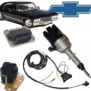 Kit Ignicao Eletronica Sensor Hall Chevrolet Impala Injetado Motor 6cc Injecao ou Fueltech