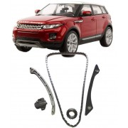 Kit Tensor de Corrente Distribuicao Land Rover Evoque 2.0 16v Turbo de 2011 a 2017