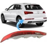 Lanterna de Neblina Parachoque Traseiro Esquerdo Audi Q5 de 2017 à 2021