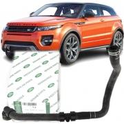 Mangueira Superior Do Radiador Land Rover Evoque 2.0 16v Turbo De 2011 À 2018 - Original