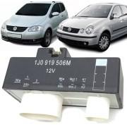 Modulo Rele Comando Ventuinha Ar Condicionado Polo 1.6 e 2.0 Fox 2003 a 2014 - 1J0919506M