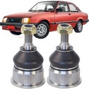 Par de Pivo Inferior Chevette Chevy Marajo de 1973 a 1994