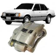 Pinca de Freio Monza de 1982 à 1987 Disco Solido Dianteira Lado Esquerdo