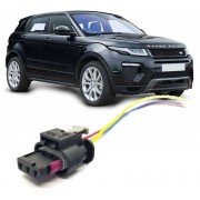 Plug Conector Para o Sensor De Estacionamento Volvo Xc60 e Evoque 2011 a 2016 Dianteiro ou Traseiro