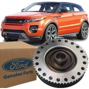 Polia Do Virabrequim Evoque 2.0 16v Turbo de 2011 à 2017 - Original Ford
