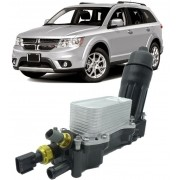 Radiador Resfriador de Oleo Motor Dodge Journey RT 3.6 V6 de 2011 à 2015