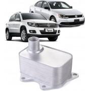Resfriador Trocador de Calor Motor Audi A4 A3 Q5 Tiguan 2.0 Turbo 06j117021j