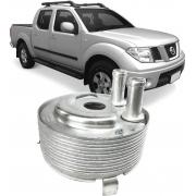 Resfriador Trocador De Calor Motor Frontier 2.5 16v Diesel De 2007 À 2011 - 21305-5m301