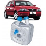 Resfriador Trocador de calor Motor Gol e Parati 1.0 16V Turbo de 2000 a 2006